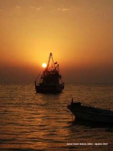 Didim_Günbatımı_Güneş_ve_Tekneler4